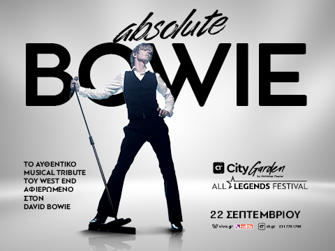 Absolute – BOWIE