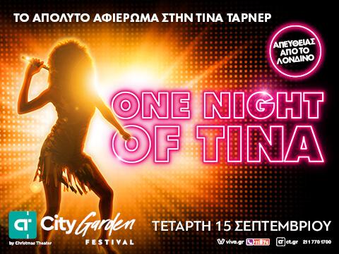 One Night – TINA