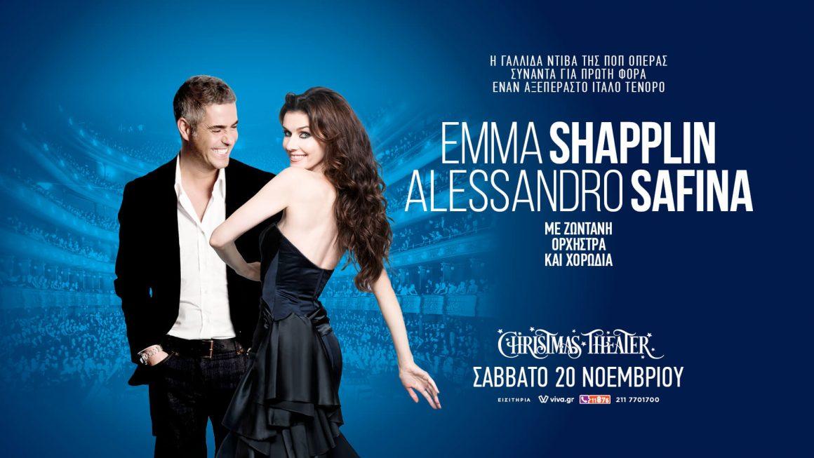 EMMA SHAPPLIN – ALESSANDRO SAFINA